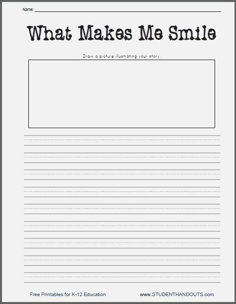 free 2nd grade writing worksheets dailypoll co