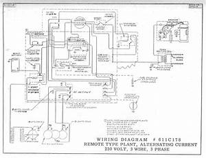 Old Onan Generators Wiring Diagrams