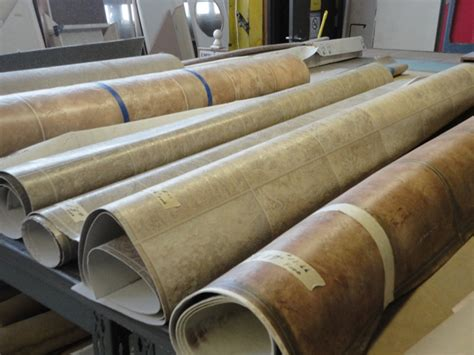 vinyl flooring rolls 10 rolls of vinyl flooring 1 25 sq yd the stock pile