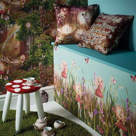 arthouse magic garden fairy fairies woodland girls