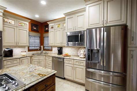 showcase kitchen white cabinets artistic cabinetry