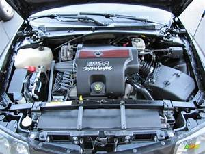 2001 Pontiac Bonneville Ssei Engine Photos