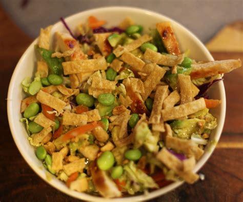 California Pizza Kitchen Cpk Thai Crunch Salad Copycat