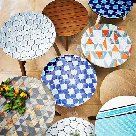 best 25 mosaic table tops ideas on