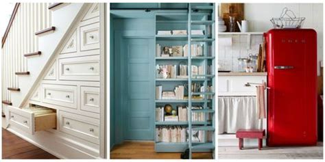17 Small Space Decorating Ideas ? Organization for Small Rooms