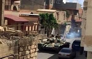 Fierce clashes continue in Azzawiya in western Tripoli, 6 ...