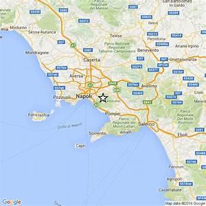 Terremoto Vesuvio scossa del 2 1 con epicentro nel