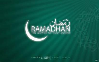 Ramadan Ramadhan Wallpapers Bulan Puasa Desktop Selamat