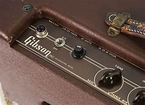 1956 Gibson Ga-20 Amplifier