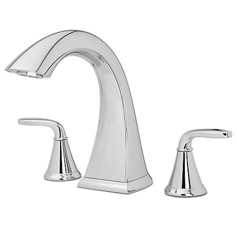 Pfister Pasadena Faucet Manual by Polished Chrome Pasadena 3 Tub Complete With