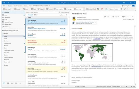 Office 365 Mail App For Windows by Microsoft Details Upcoming Major Update To Outlook For