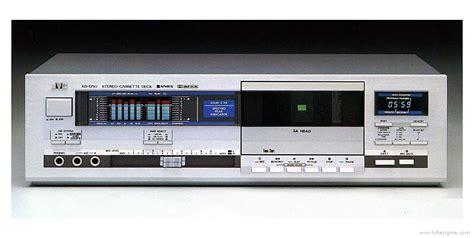 jvc kd d50 manual stereo cassette deck hifi engine