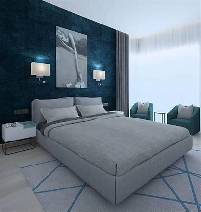 Bedroom Modern 3d Models Interior Cgtrader