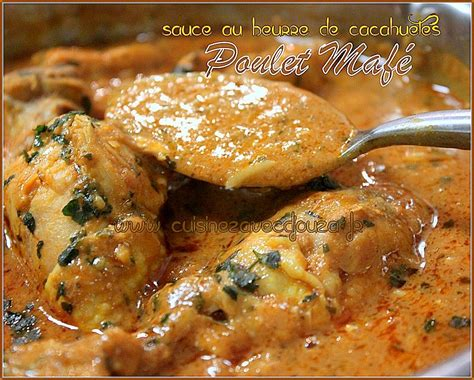 cuisine a base de poulet poulet mafe photo 3