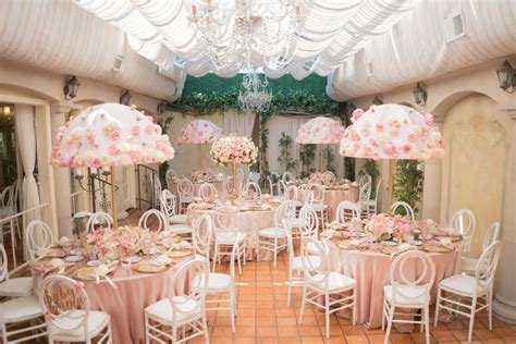 Baby Shower Venues San Diego by Showered In Blush Baby Shower At Il Cielo Beverly
