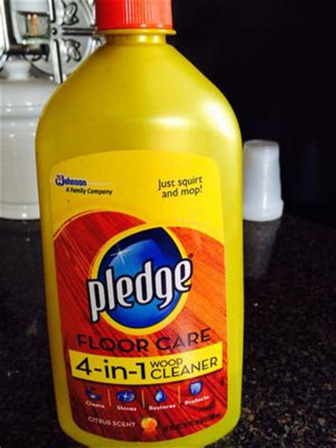Pledge Wood Floor Cleaner Reviews Experiences