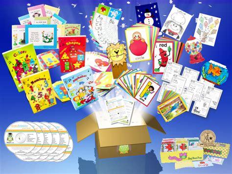 easy breezy preschool everything you need to teach 967   preschool in a box