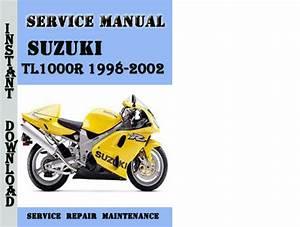 Suzuki Tl1000r 1998-2002 Service Repair Manual Pdf Download