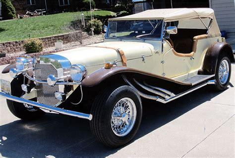 replica kit cars neo classic car show truespoke