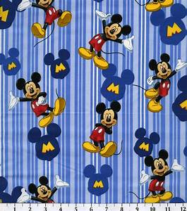 Licensed Cotton Print-Mickey Jo-Ann