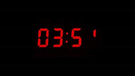 real time analog digital clock youtube