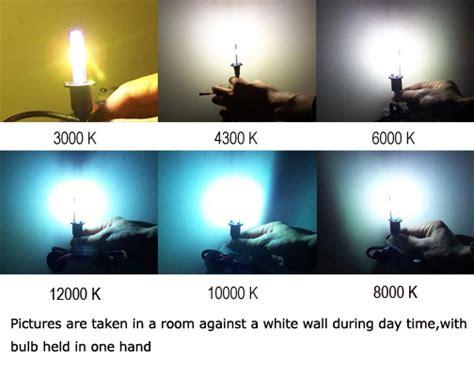 hid color temperature hid color temperatures shif lighting support