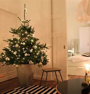 Geschmückte Weihnachtsbäume Christbaum Dekorieren : die sch nsten ideen f r deinen weihnachtsbaum ~ Markanthonyermac.com Haus und Dekorationen