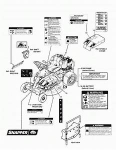 Snapper Rear Engine Rider Wiring Diagram