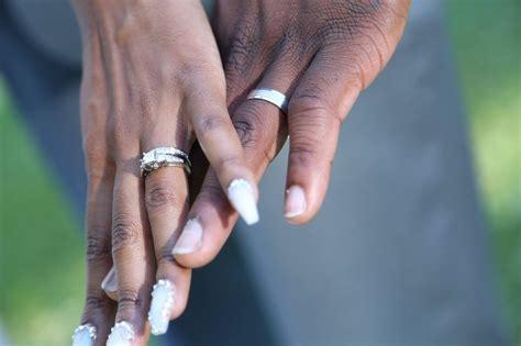 wedding ring exchange reverend kris miller