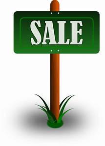 Clipart - Sale Sign