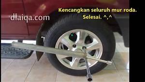 Cara Mengganti Roda Depan Toyota Kijang Super