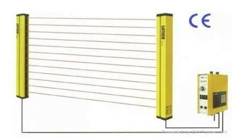 various type safety light barrier safety light curtain