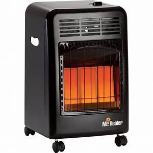 Mr  Heater Propane Cabinet Heater  U2014 18 000 Btu  Model