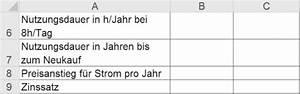 Nutzungsdauer Berechnen : erneuerbare energien gesetz berechnung m glicher ~ Themetempest.com Abrechnung