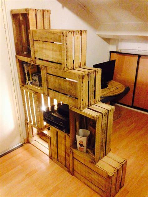 201 tag 232 re en escalier avec des caisses 224 pommes my space crates wooden crates