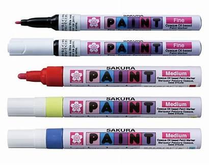 Marker Paint Sakura Craypas