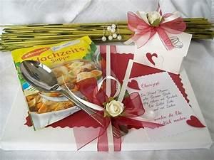 Geschenke Für Hochzeit : geldgeschenke f r hochzeit geldgeschenk geschenke eherezept ein designerst ck von ~ Frokenaadalensverden.com Haus und Dekorationen