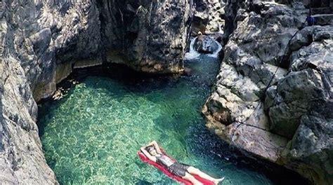 wisata curug  air terjun  bogor  tidak