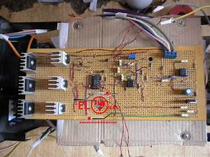 Home Made Mppt Charge Controller With 3