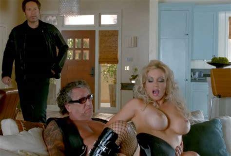 Diana Terranova Nude Sex Scene In Californication Series