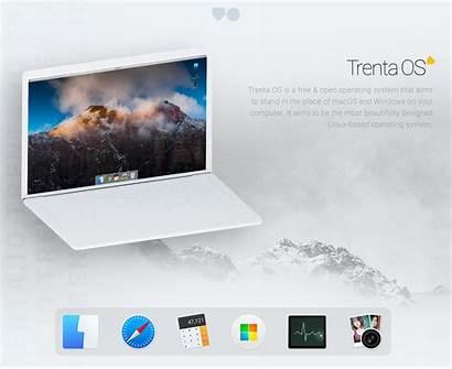 Trenta Os Operating Icons System Behance Io