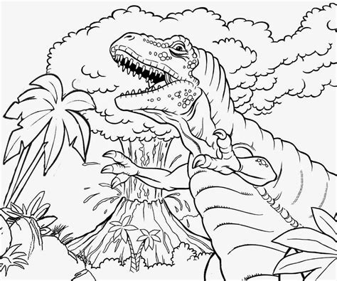 volcano coloring pages getcoloringpagescom