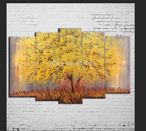 le a l huile murale magasins d article promotionnels peinture arbre abstrait de haute qualit 233 pour des articles