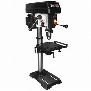 Jet® JWDP-12 12'' Drill Press with DRO Rockler