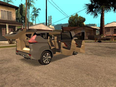 Mitsubishi Xpander Modification by Gta San Andreas Mitsubishi Xpander Mod Gtainside