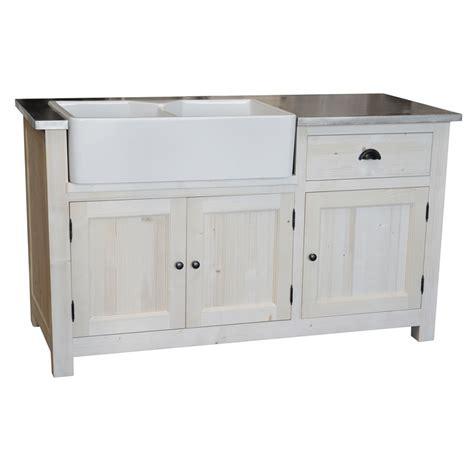 cuisine intégré meuble de cuisine avec evier intégré le dépôt des docks