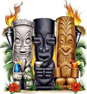 Tropical Hawaiian Free Clip Art