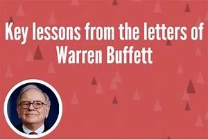 key lessons from letters of warren buffett part i With letters of warren buffett book
