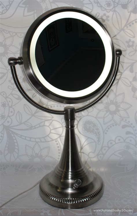 Bright Battery Operated Lights by Mirror Mirror Help Me See Magnifying Mirrors For Older Women