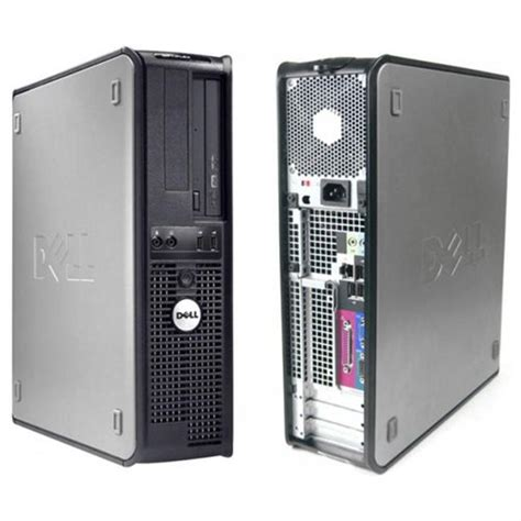 Dell OptiPlex 755 Desktop PC Core 2 Duo 2.33GHz, 4096MB Ram, 500GB HDD, DVDRW, Windows 7